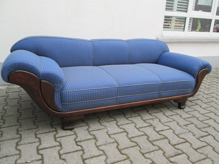 Sofa mit Bezug Soleil Bleu